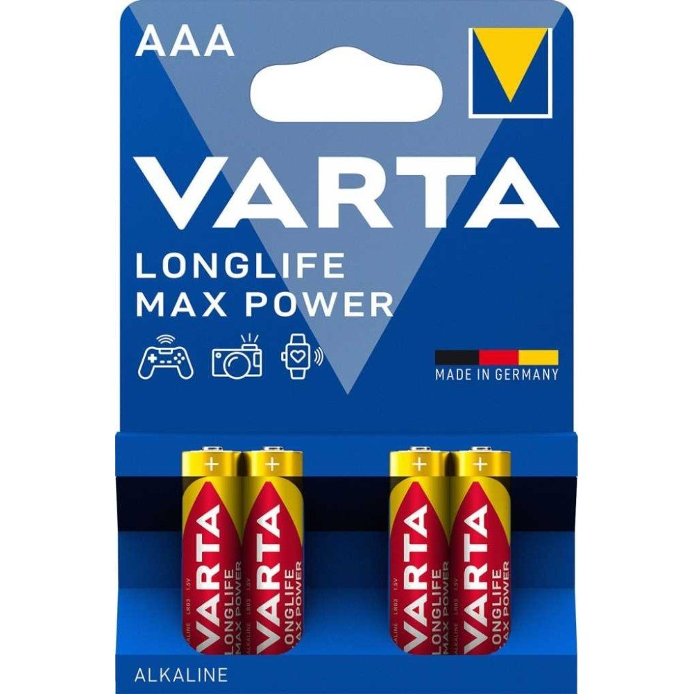 Varta Micro AAA 4703 MAX POWER B4
