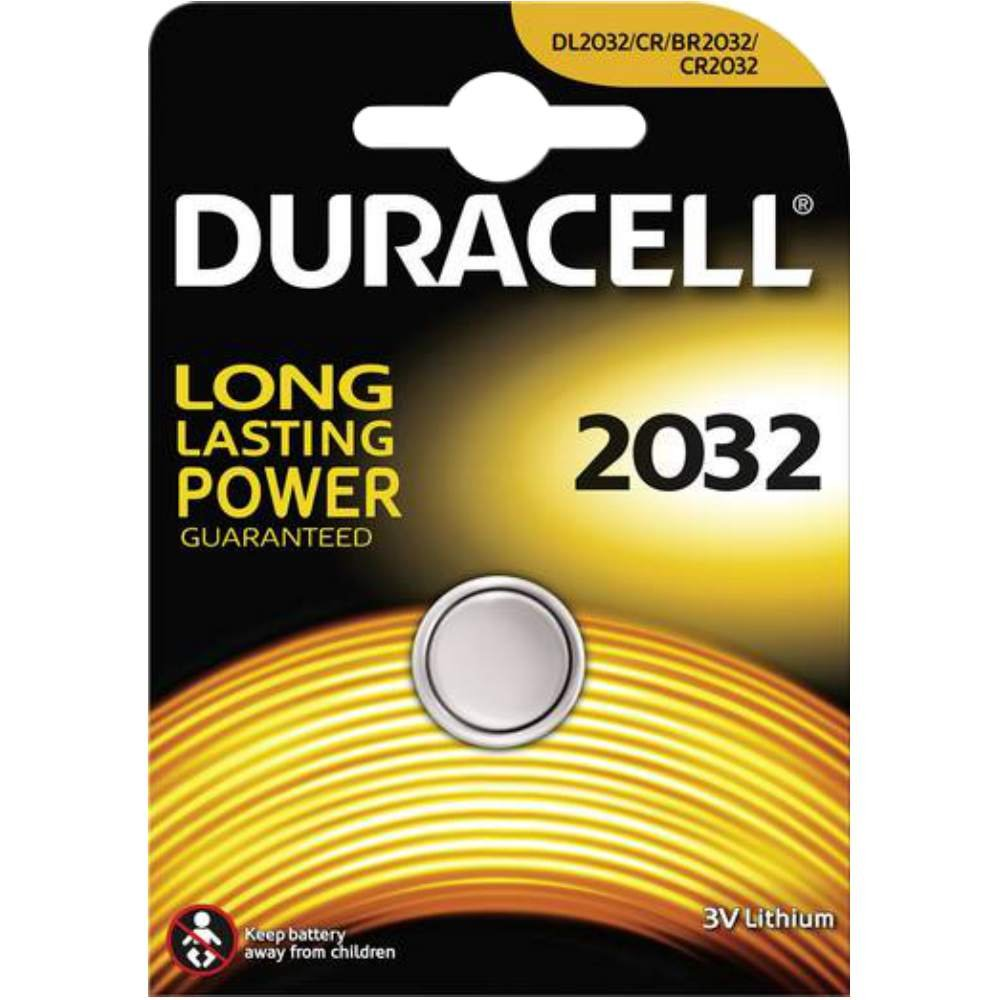 Duracell Knopfzelle Lithium 3,0 V DL 2032 B1