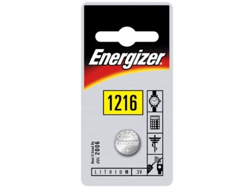 Energizer Knopfzelle Lithium CR 1216 B1
