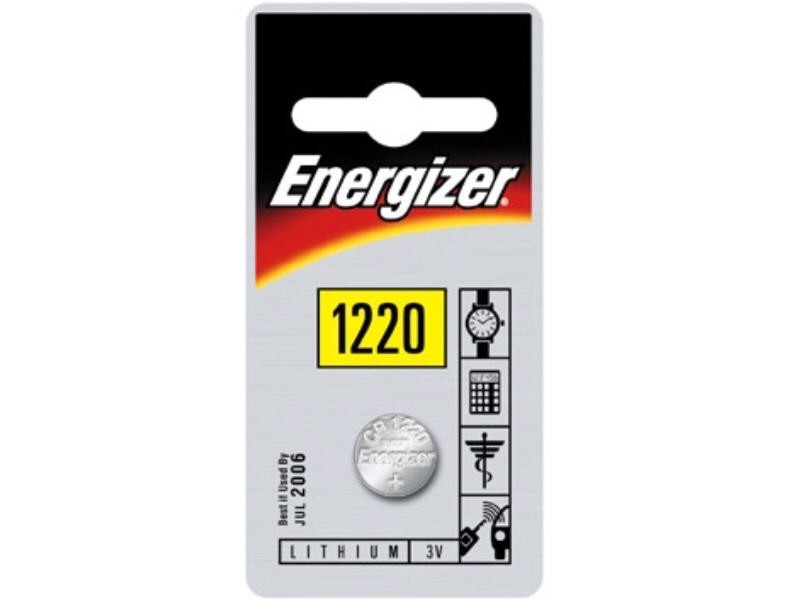 Energizer Knopfzelle Lithium CR 1220 B1