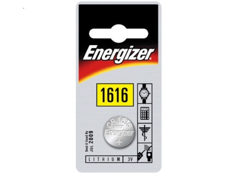 Energizer Knopfzelle Lithium CR 1616 B1