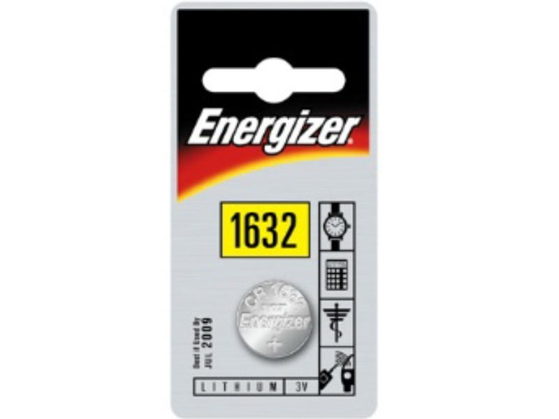 Energizer Knopfzelle Lithium CR 1632 B1