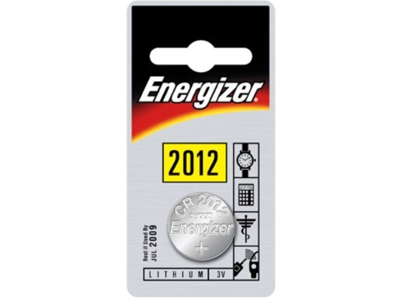 Energizer Knopfzelle Lithium CR 2012 B1