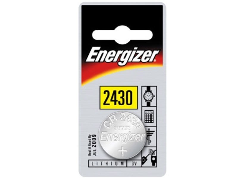 Energizer Knopfzelle Lithium CR 2430 B1