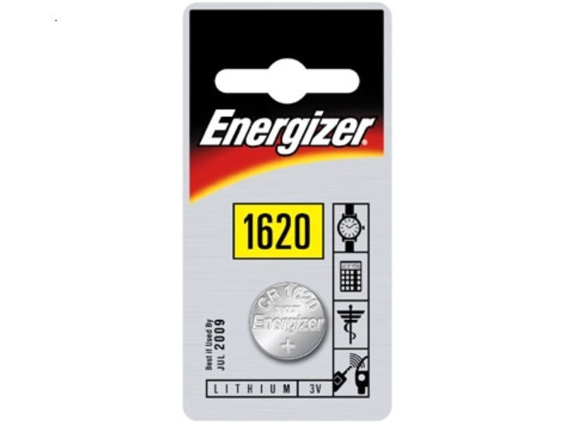 Energizer Knopfzelle Lithium CR 1620 B1