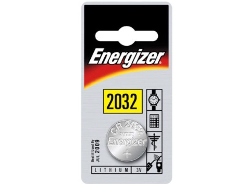 Energizer Knopfzelle Lithium CR 2032 B1