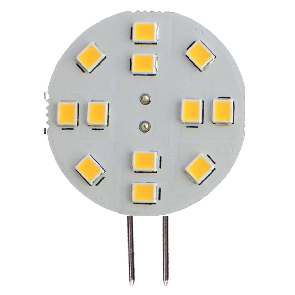LED Side-Pin 12 V 1,8 W G4 140 lm ww Spectrum 13782