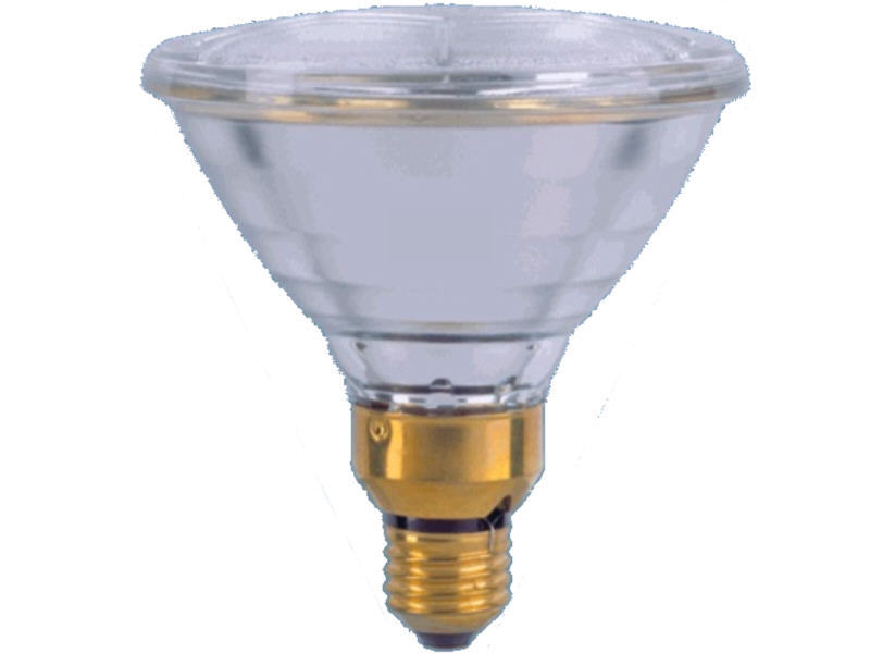 Reflektorlampen 60 W E27 PAR 38 Flood Philips