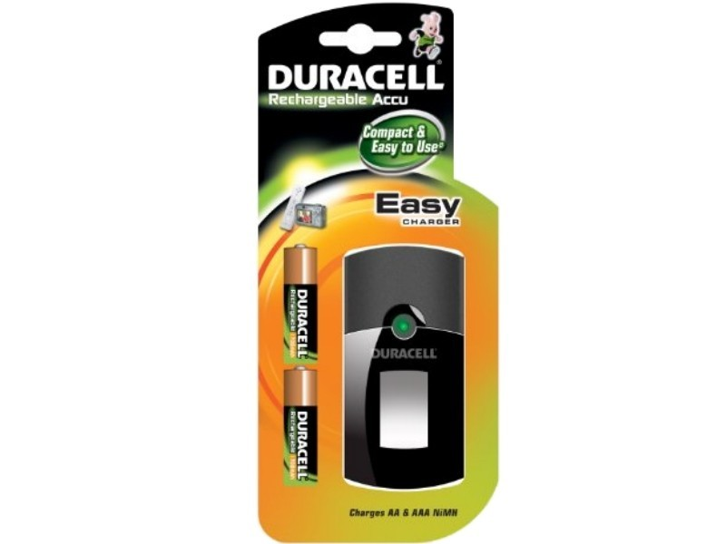 Duracell Easy Charger incl. 2*AA CEF 24