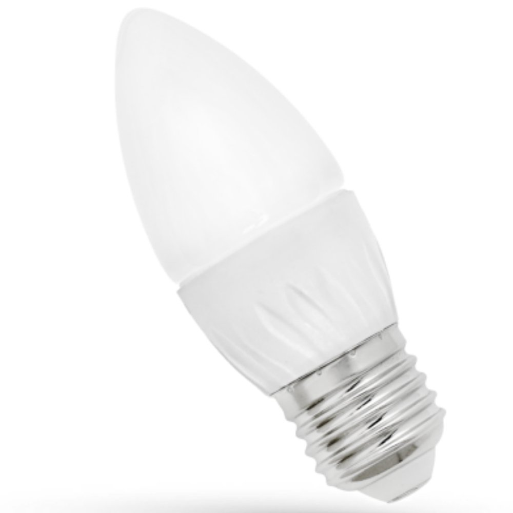 LED Kerzenl. 6 W E27 480 lm 3000 K Spectrum 13061