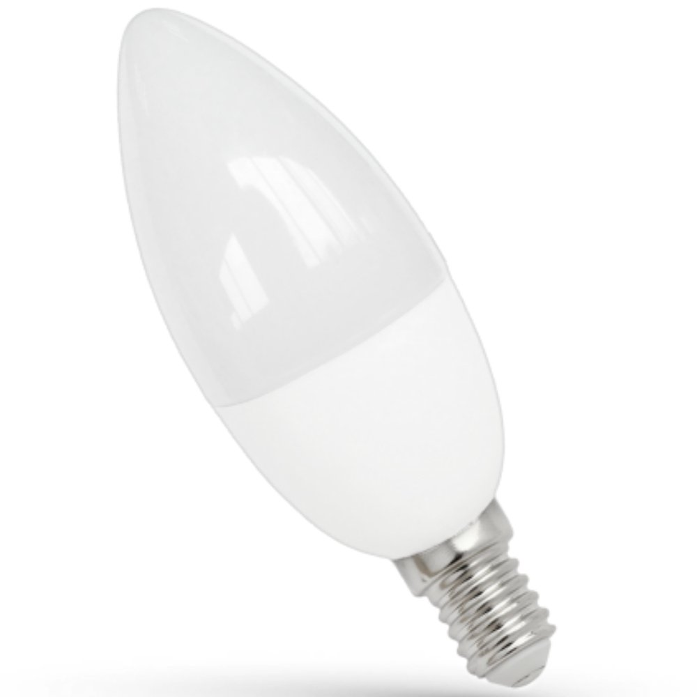 LED Kerzenl. 8 W E14 620 lm 3000 K Spectrum 14220