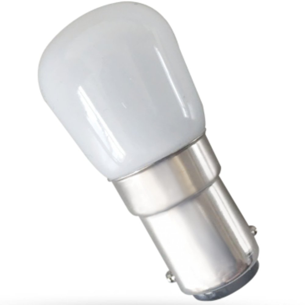 LED Birnenforml. 2 W B15d 140 lm 3000 K Spectrum 52323
