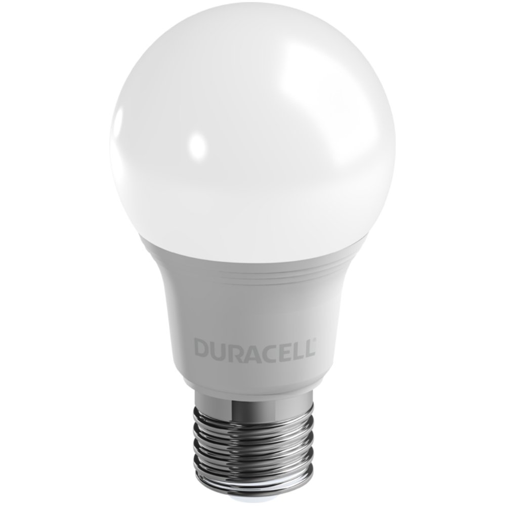 LED Gluehl. 6,3 W E27 470 lm 2700 K dimmbar Duracell A200