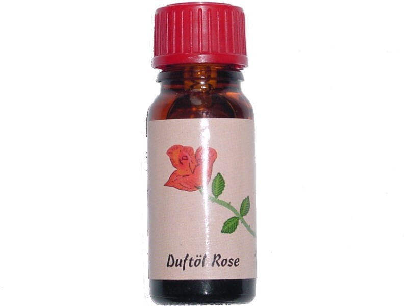Duftoel 10 ml. Rose