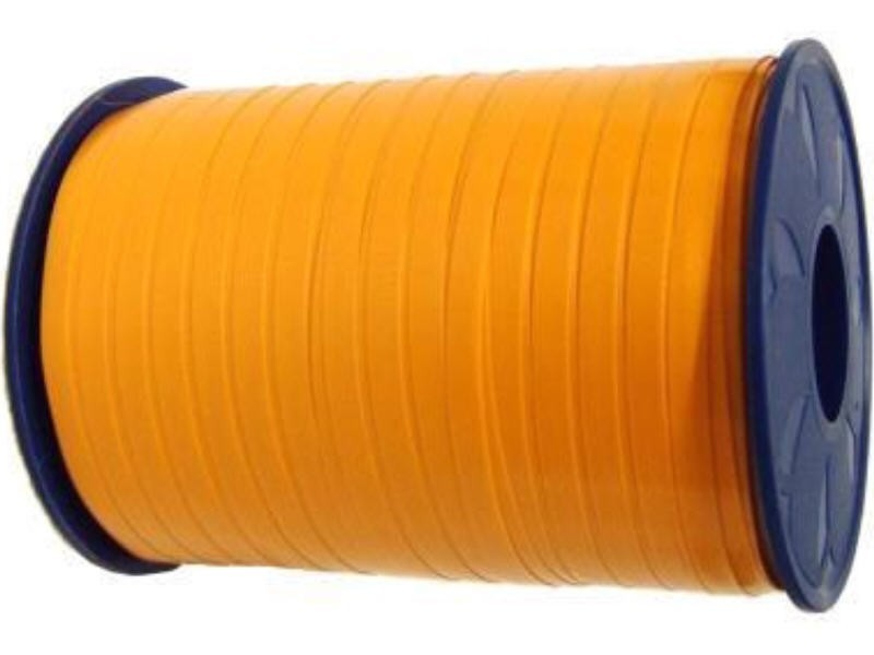 Zierband 10 mm 250 lfm. 620 orange