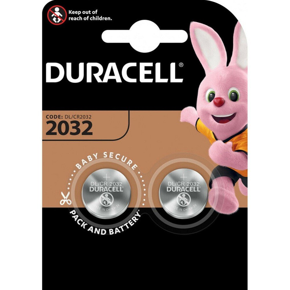 Duracell Knopfzelle Lithium 3,0 V DL 2032 B2
