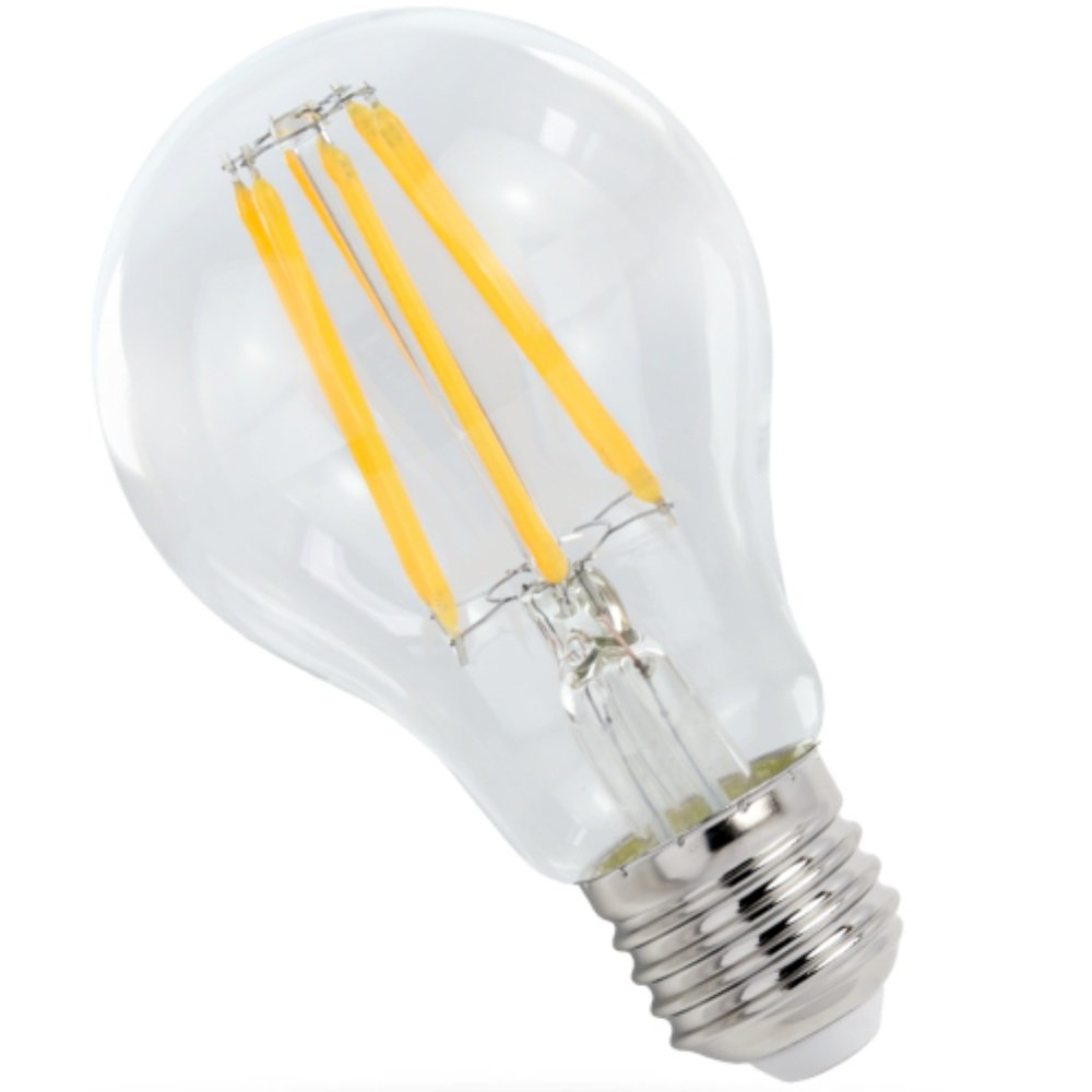 LED Filament Gluehl. 9 W E27 1200 lm 3000 K klar Spectrum 14075