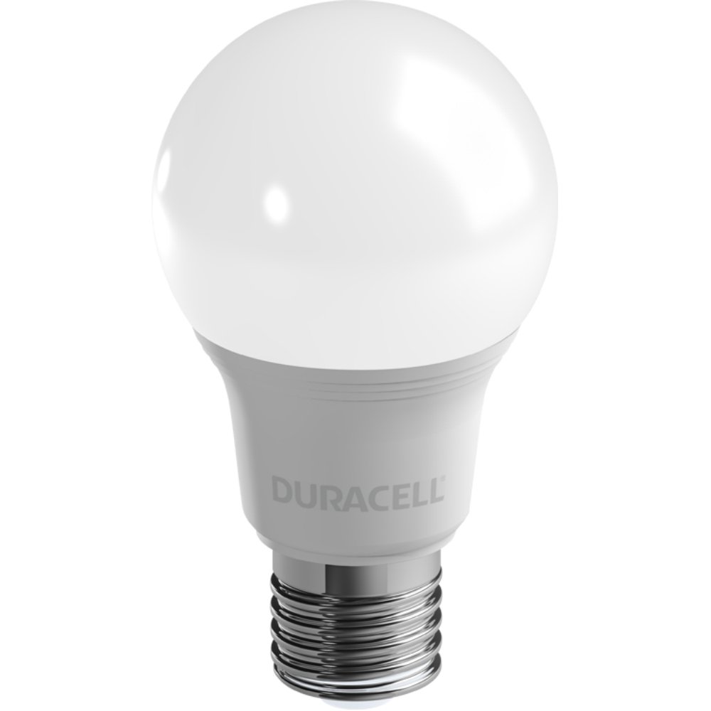 LED Gluehl. 9,0 W E27 806 lm 2700 K dimmbar Duracell A210