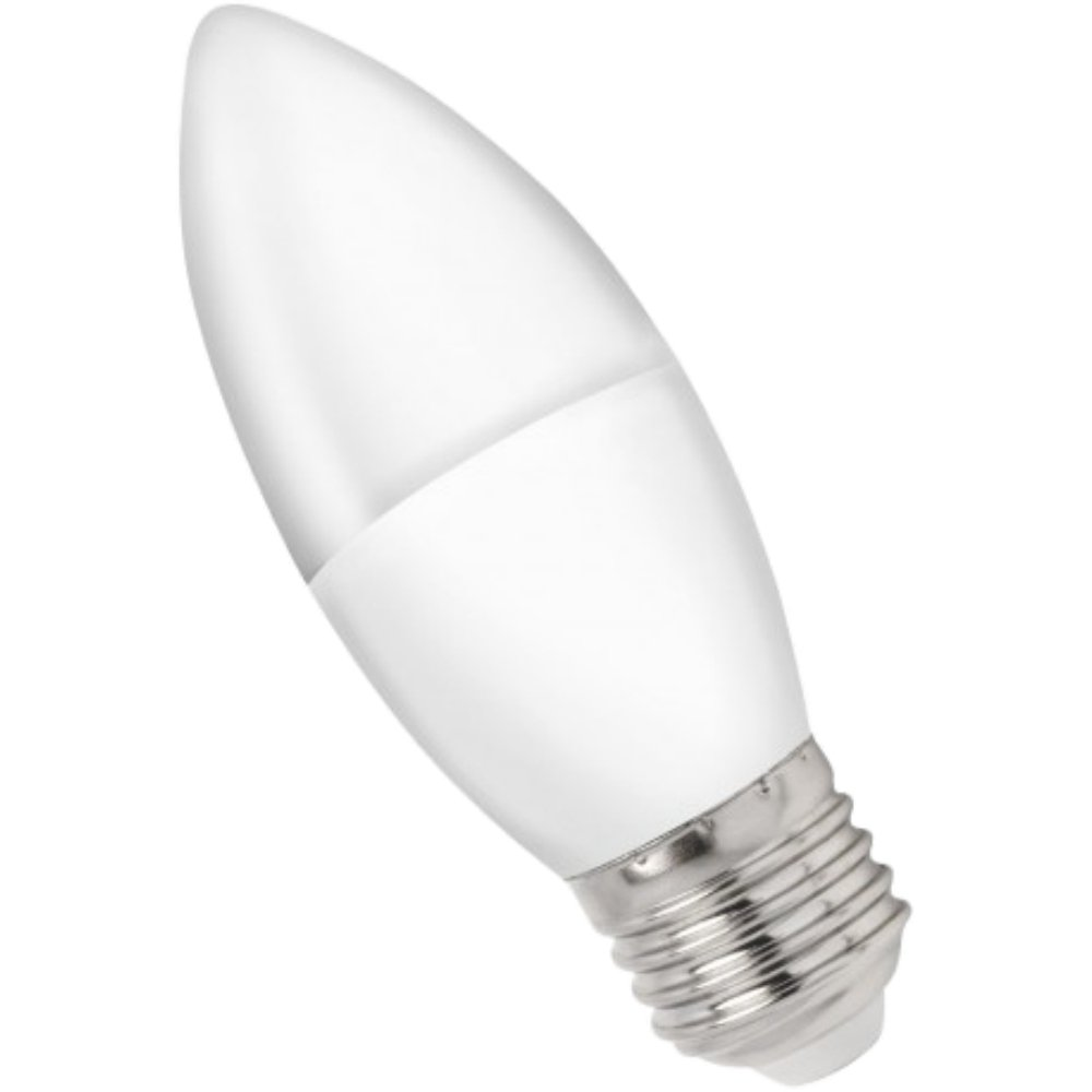 LED Kerzenl. 8 W E27 620 lm 3000 K Spectrum 14223